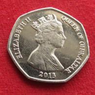 Gibraltar 50 Pence 2013  Gibilterra - Gibraltar