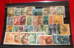 Amerique Du Sud Et Central - Old Stamps With Some Values - Briefmarken