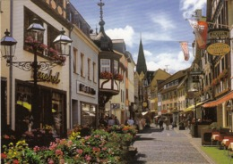 Postcard Ahrweiler / Ahr Niederhutstrasse My Ref  B23730 - Bad Neuenahr-Ahrweiler