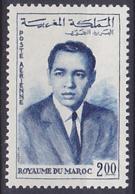 Timbre PA Neuf ** N° 108(Yvert) Maroc 1962 - Roi Hassan - Morocco (1956-...)