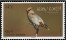 "SPM YT 1097 "" Oiseau "" 2014 Neuf** - St.Pierre & Miquelon"