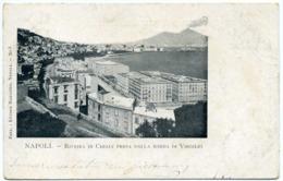15048 Napoli - Riviera Di Chiaia Presa Dalla Tomba Di Virgilio R001 - Napoli (Naples)