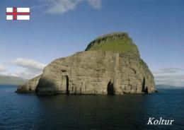1 AK Faroe Islands Färöer * Die Insel Koltur - Die Zweitkleinste Der 18 Inseln Der Färöer * - Färöer