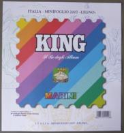 """2007 MARINI FOGLIO AGGIORNAMENTO """"BASILICA S. VINCENZO IN GALLIANO"""" (PERFETTO STATO) - Album & Raccoglitori"""