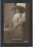 CPA Roumanie Royalty Royauté Romania Roemenie Non Circulé Princesse Elisabéta Elisabeth - Romania