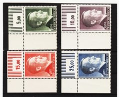 RAD254 DEUTSCHES REICH 1942 MICHL 799/02 B Gez. 14 ** Postfrisch Siehe ABBILDUNG - Deutschland