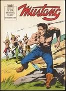 MUSTANG - Mensuel N° 236 - Éditions SEMIC - LUG - ( 10 Nov. 1995 ) . - Mustang
