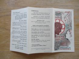 Viens Suis Moi De Toi Aussi Je Ferai Un Pecheur D'Hommes - Images Religieuses