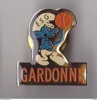 PIN'S THEME SPORT CLUB DE BASKETBALL DE GARDONNE EN DORDOGNE - Basketball