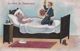 Humour - Le Rêve De L'innocence - Circulé - BE - Humour