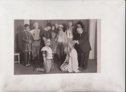 CROWNING POINT COSTUMIER S FETE ST CATHERINE WEST END COSTUMIERS   20*12CM Fonds Victor FORBIN 1864-1947 - Sin Clasificación