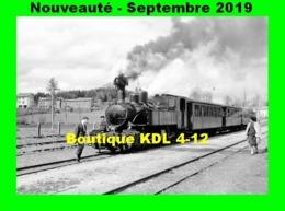 AL 593 - Train - Loco Mallet 030+030 T N° 403 - RAUCOULLES-BROSSETTES - Haute-Loire - CFD Vivarais - Eisenbahnen