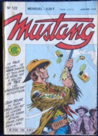 MUSTANG - Mensuel N° 122- Éditions LUG - ( Mai 1986 ) . - Mustang