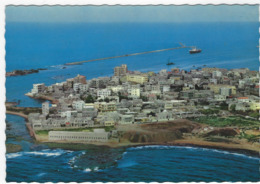 TRIPOLI -EL MINA - F/G COLORE - NON VIAGGIATA (210819) - Libyen