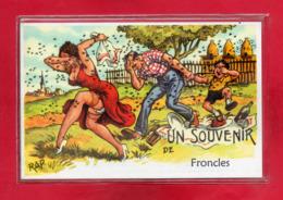 52-CPSM FRONCLES - Autres Communes