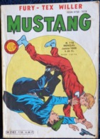 MUSTANG - Mensuel N° 118 - Éditions LUG - ( Janvier 1986 ) . - Mustang