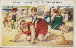 COMICS - ART And HUMOUR SEASIDE SERIES 711 Com365 - Comics