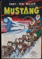 MUSTANG - Mensuel N° 104 - Éditions LUG - ( Novembre 1984 ) . - Mustang
