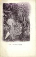 Indochina, LAOS, Une Dame De Qualité, Native Woman (1899) Postcard - Laos