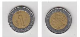 MEXIQUE - 1 PESO 1997 - Mexico