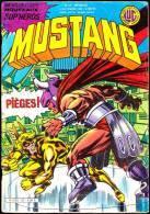 Mustang - N ° 57 - Éditions LUG - ( 1980 ) . - Mustang