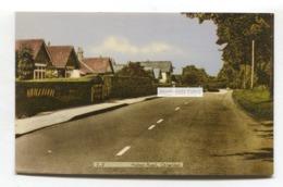 Chiseldon, Wiltshire - Hodson Road, Bungalows - C1960's Postcard - Angleterre