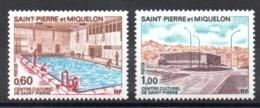 S.P.M. - YT N° 431-432 - Neufs ** - MNH - Cote: 16,00 € - St.Pierre Et Miquelon
