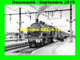 AL 608 - Train - Loco 140 C 68 En Gare De LAROCHE-MIGENNES - Yonne - SNCF - Eisenbahnen