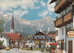 Postcard Dorfstrasse Seefeld Tirol Austria My Ref  B23733 - Seefeld