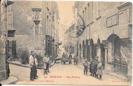 ROMANS - Rue Pêcherie - Romans Sur Isere
