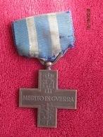 Italia: Merito Di Guerra 1918 - 1945 - Italie