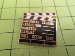 911b PINS PIN'S / Beau Et Rare : Thème CINEMA / CLPA DE CINEMA UNIVERSAL STUDIOS - Cinéma