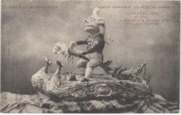 FR34 MONTPELLIER - Carnaval - 1909 - Riquet à La Houppe - Carnaval