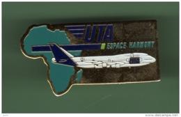 AIR FRANCE - UTA *** ESPACE HARMONY *** 1051 - Avions