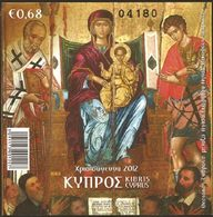 CHYPRE Bloc Noël 2012 Neuf ** MNH - Chypre (République)