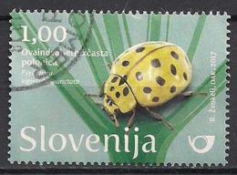 Slowenien  (2017)  Mi.Nr.    Gest. / Used  (10fh14) - Slowenien