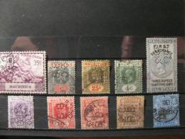 Mauritius Perfin - Mauritius (1968-...)