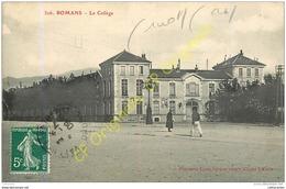 26. ROMANS .  Le Collège . - Romans Sur Isere