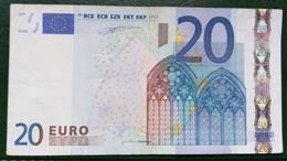 20 EURO IRELAND T H001 CIRCULE/CIRCULATED DUISENBERG - EURO