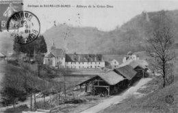 CPA De L'Abbaye De La Grâce-Dieu. Edition O. Janier. Circulée En 1908. Bon état. - France