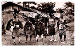 Congo - Brazzaville - Danse Tambo - Brazzaville