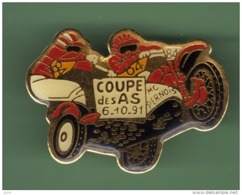 MOTO CLUB PERNOIS *** COUPE DES AS 91 *** 1051 - Motos