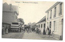 BERLAERE   WERKHUIZEN   M. B. GREGOIRE - Berlare