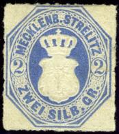 Mecklenburg-Strelitz. Michel #5. Unused. (*) - Mecklenburg-Strelitz