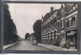 Carte Postale 59. La Gorgue  Rue Général De Gaulle Très Beau Plan - France