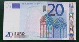 20 EURO FRANCE U L001 CIRCULE/CIRCULATED DUISENBERG - EURO