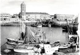TOP 459 BIS   DUNKERQUE CALE DES PECHEURS ET LEUGHENAER Format 15*10 - Dunkerque