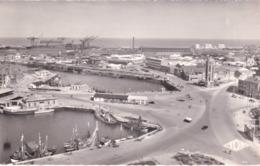 TOP 338 DUNKERQUE PANORAMA DU PORT ET DE LA PLACE DU MINCK - Dunkerque