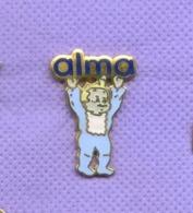 Rare Pins Bebe Alma Egf Demons Et Merveilles J145 - Autres