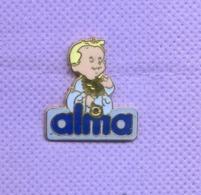 Rare Pins Bebe Alma Egf  J146 - Autres